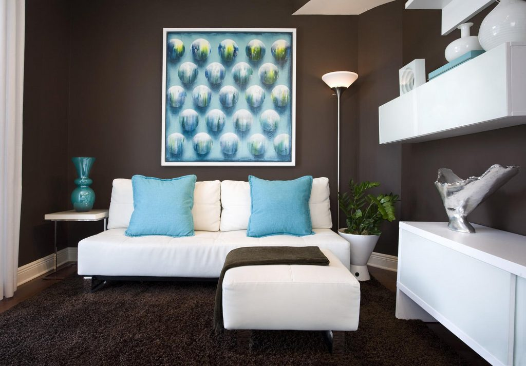 Dark Turquoise Room Ideas