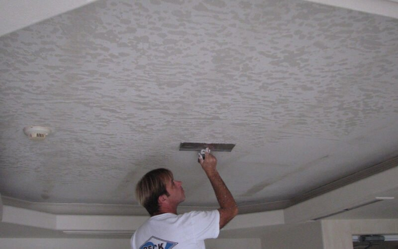 Ceiling Texture Types: How to Choose Drywall Finish for Your Ceiling