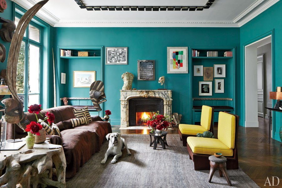 aqua and white living room 51 stunning turquoise room ideas to freshen up your home 20004