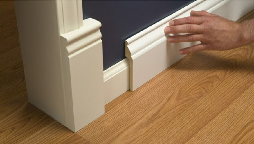 12 baseboard styles every homeowner should know about Modern floor molding