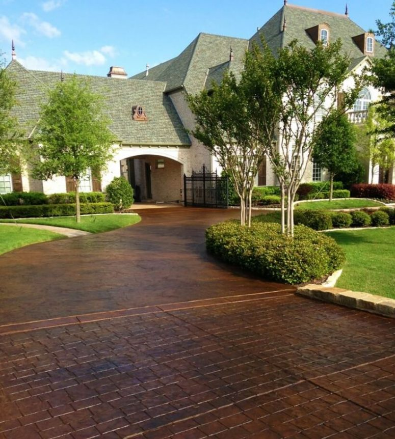 Home Driveway Design Ideas: 29 Modern Driveway Ideas To Improve The Appeal Of Your House