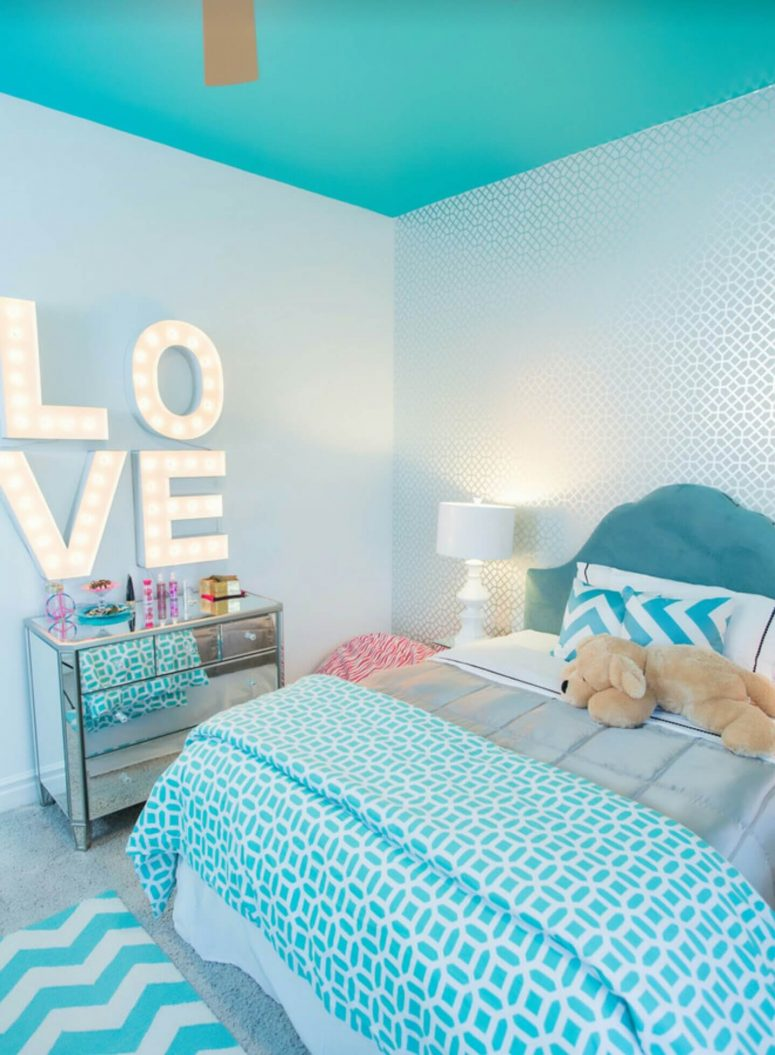 51+ Stunning Turquoise Room Ideas to Freshen Up Your Home