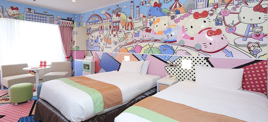 7 Inspiring Kid Room Color Options For Your Little Ones: 25 Adorable Hello Kitty Bedroom Decoration Ideas For Girls