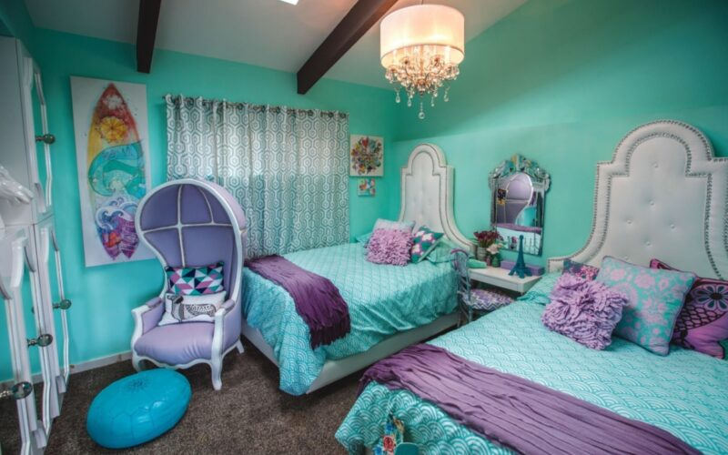 Now You Can Brighten Your Home with This Turquoise Room Ideas!