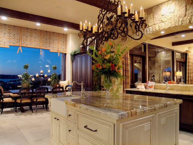 Spanish Style Kitchen 31 modern and traditional spanish style kitchen designs