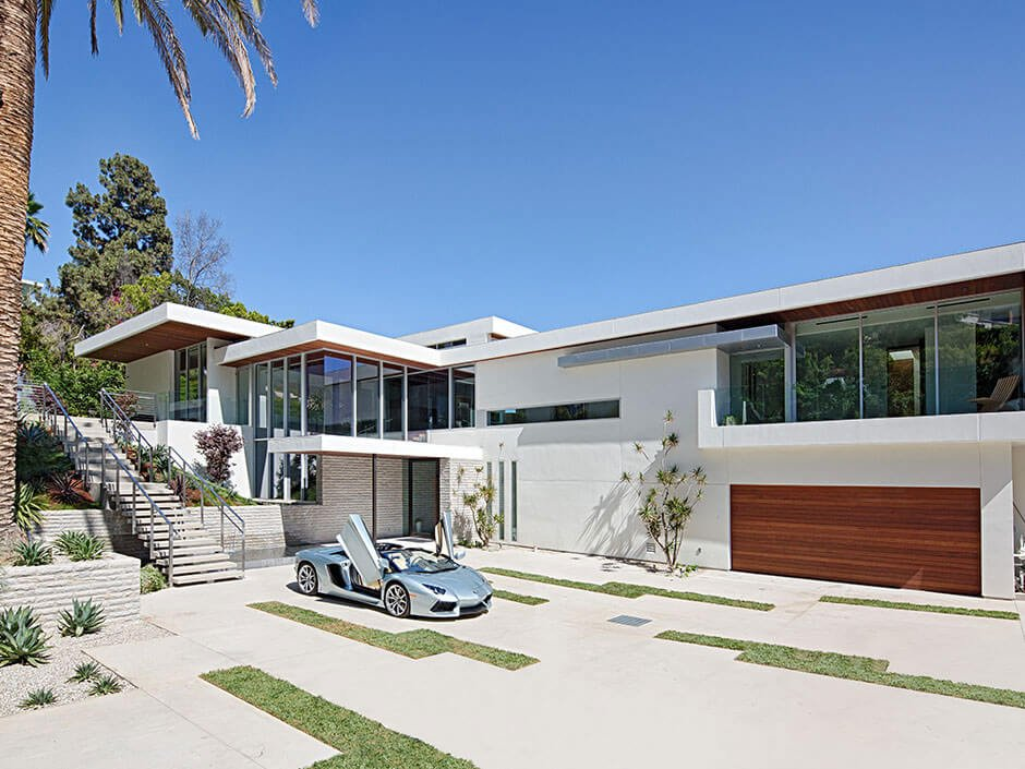 29 Modern Driveway Ideas To Improve The Appeal Of Your House