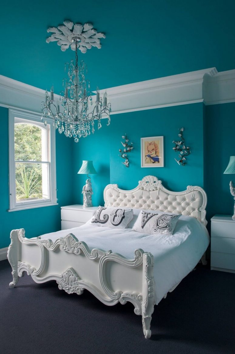 Turquoise Bedroom Turquoise Room Ideas And Inspiration To Brighten Up Your House