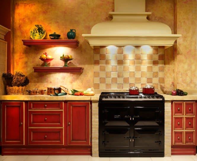 beautiful spanish style kitchens