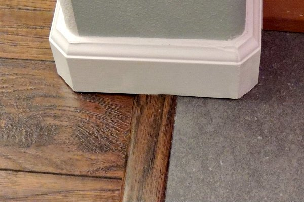 baseboard styles options