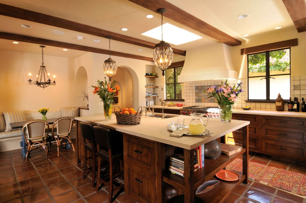 31 Modern And Traditional Spanish Style Kitchen Designs