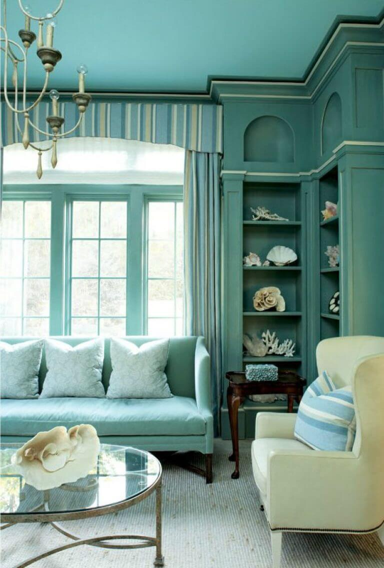 Modern Turquoise Bedroom Ideas Part 40