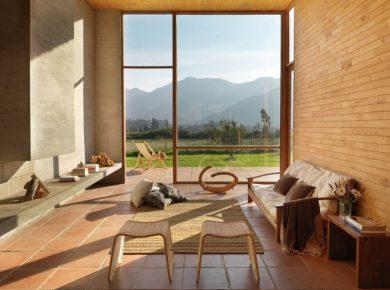 Floor To Ceiling Windows - Geometric Frame Window Freshome