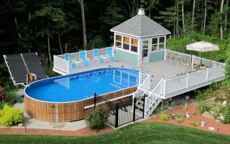 All You Need to Know About Above Ground Pool & Its Benefits