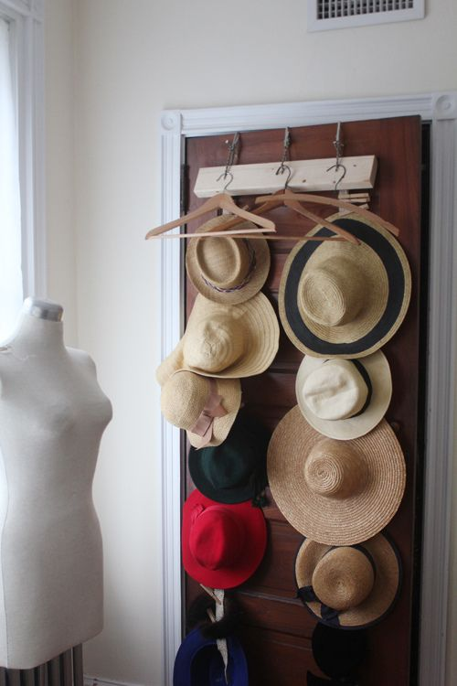 50 Finest Diy Hat Rack Ideas For Your Hat Organizer
