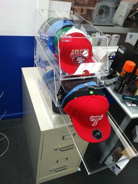 50+ Finest DIY Hat Rack Ideas for Your Hat Organizer 30d81d76fcc