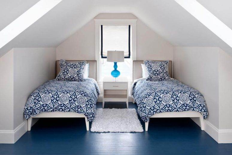 35 Clever Use Of Attic Room Design Remodel Ideas With Picture
