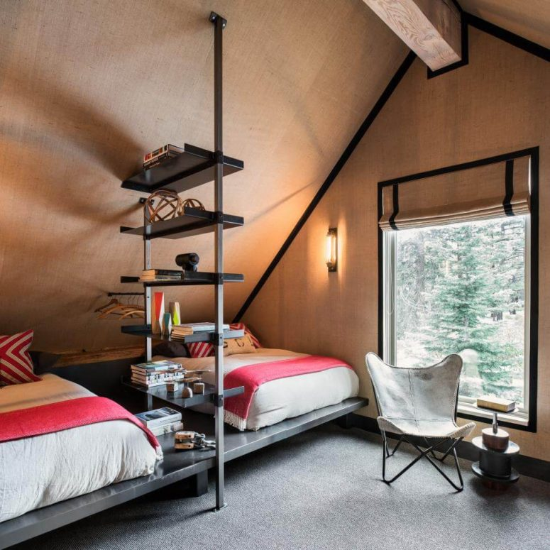 Rustic Attic Bedroom Master Ideas