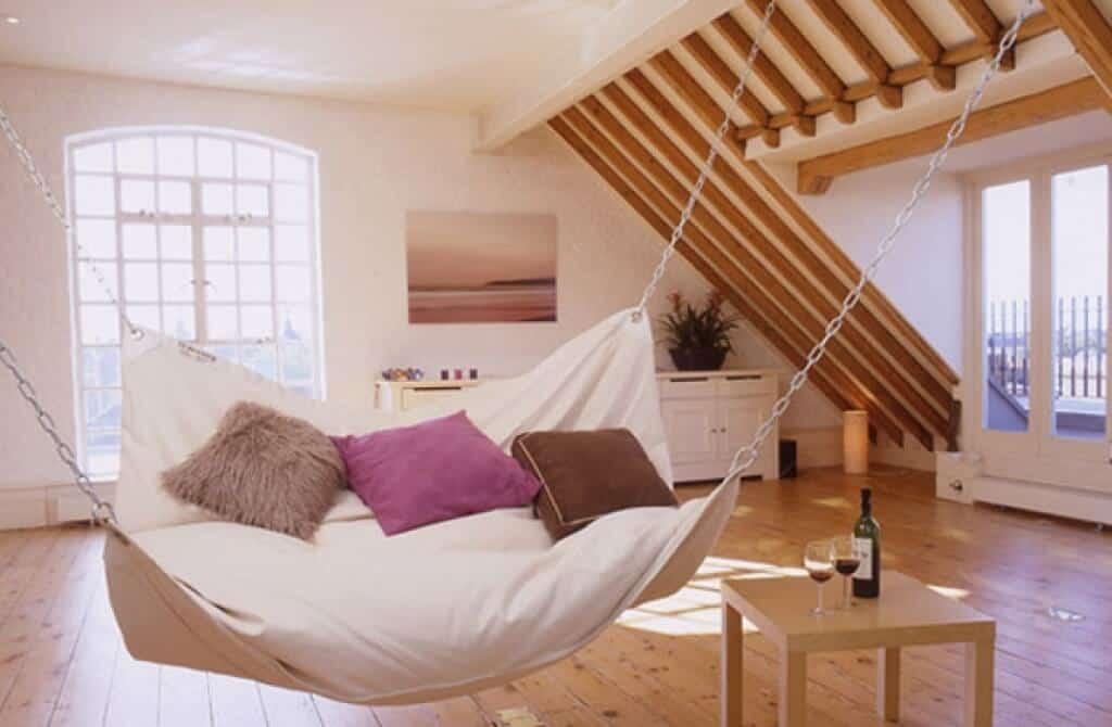 Stunning attic ceiling ideas images best ideas interior for Attic remodel ideas