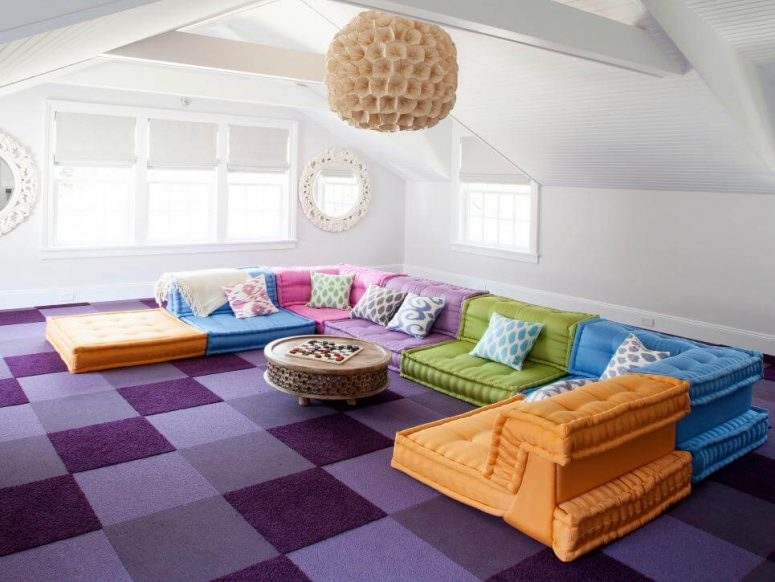 35 Clever Use Of Attic Room Design And Remodel Ideas