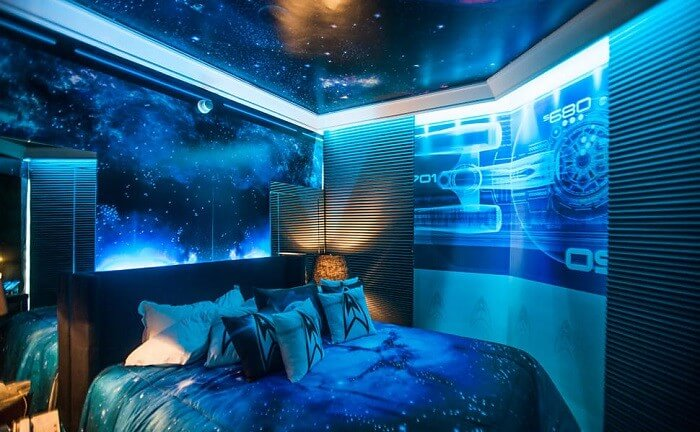 Space Themed Bedroom Ideas
