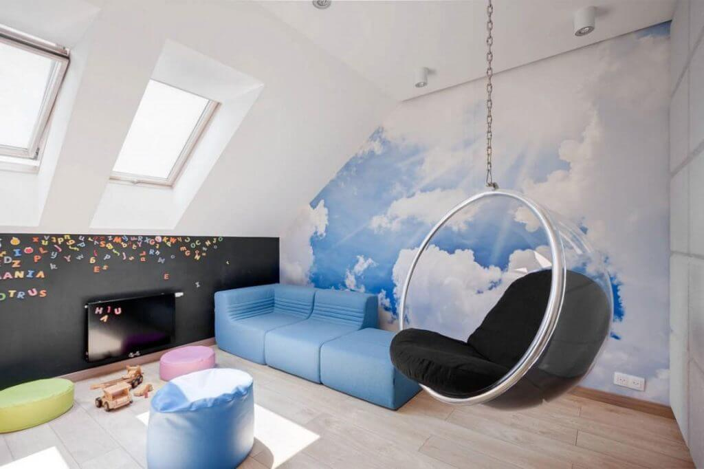 Attic Room Furniture 35+ clever use of attic room design / remodel ideas with picture