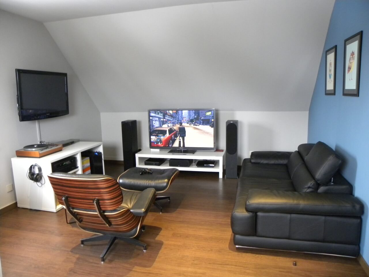 ideas for game room in basement