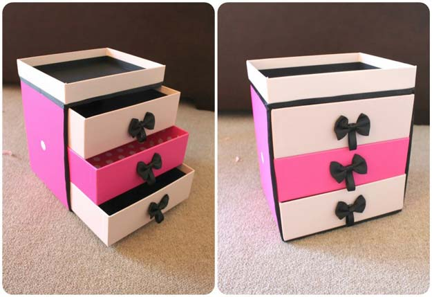 makeup storage containers