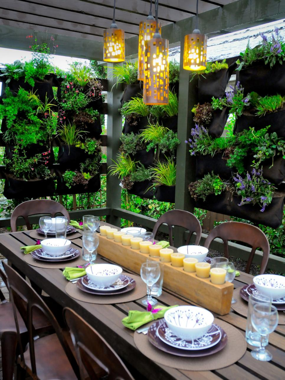 28 Awesome Diy Outdoor Privacy Screen Ideas - 1400972490907