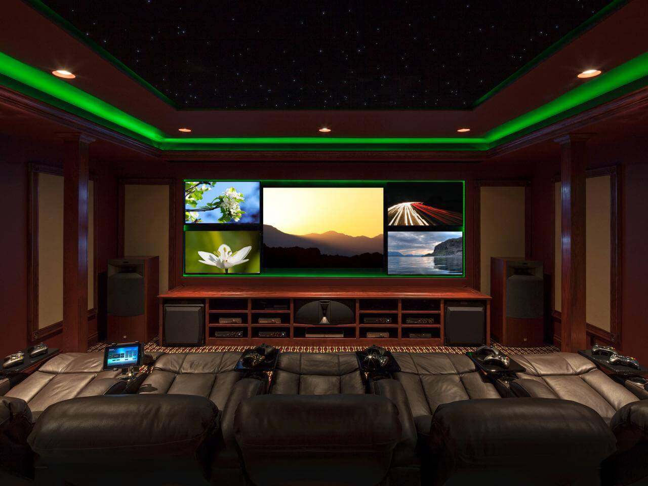 Gaming Room Flooring Ideas