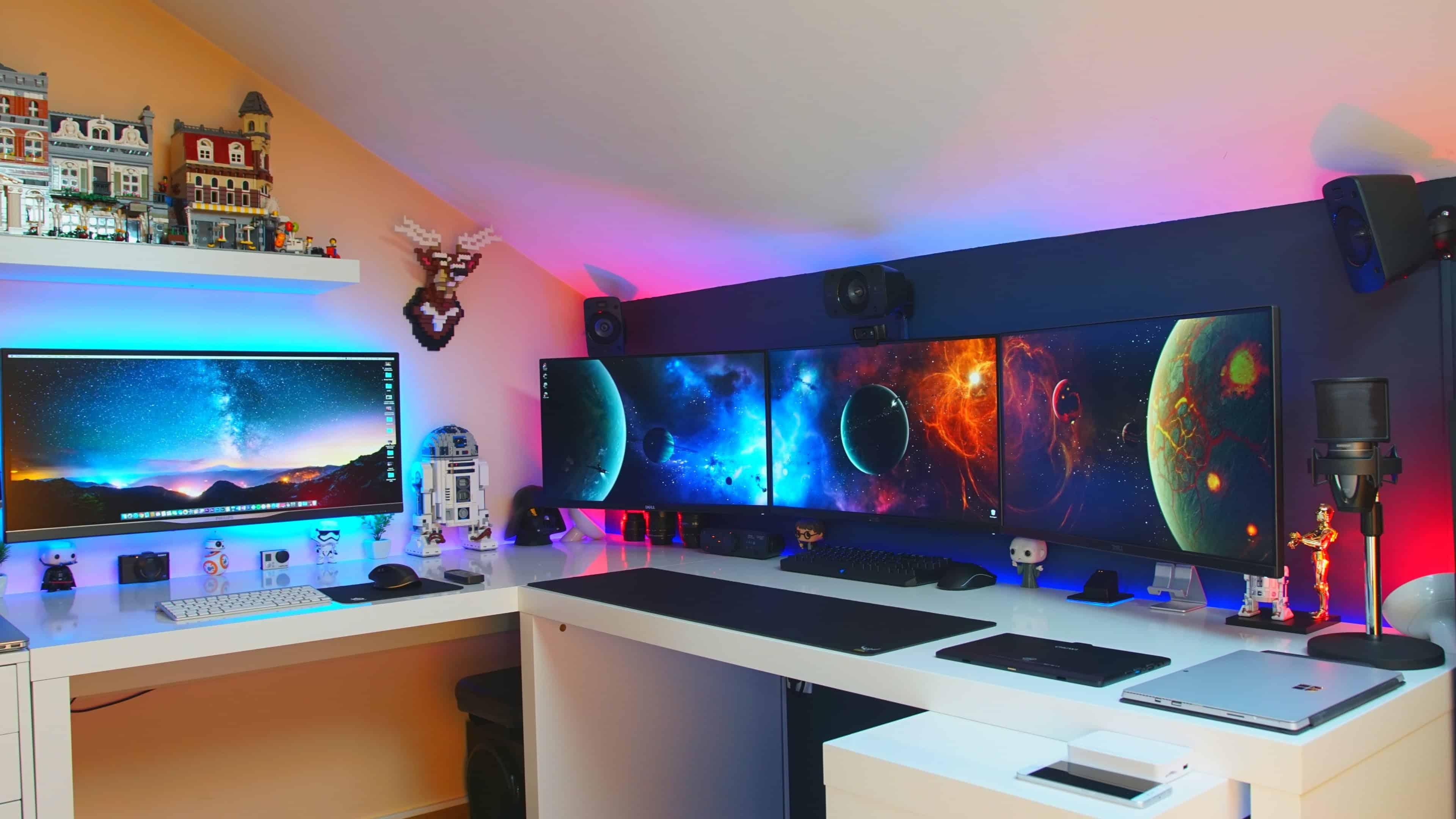 game room garage ideas