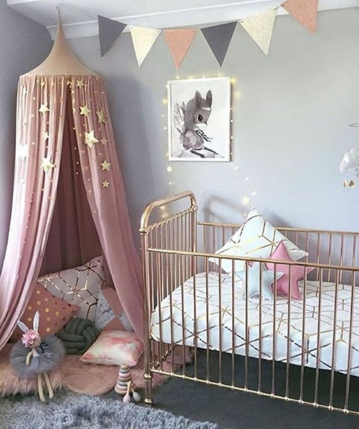 19 Adorable Ideas For Decorating Small Nursery: 33 Cute Nursery For Adorable Baby Girl Room Ideas