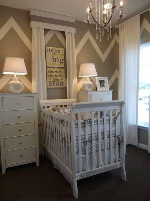 Cute Baby Boy Rooms: 33 Cute Nursery For Adorable Baby Girl Room Ideas