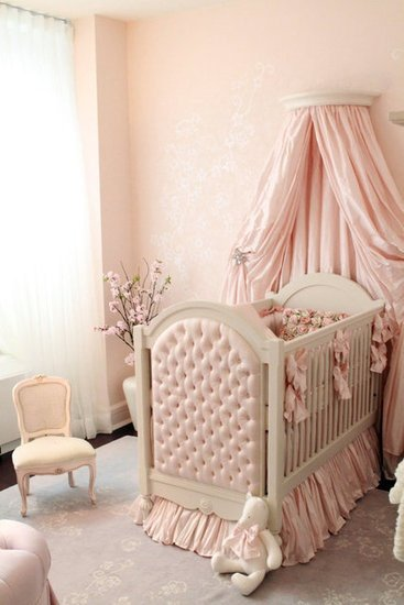 Marvelous Lovely Baby Girl Nursery