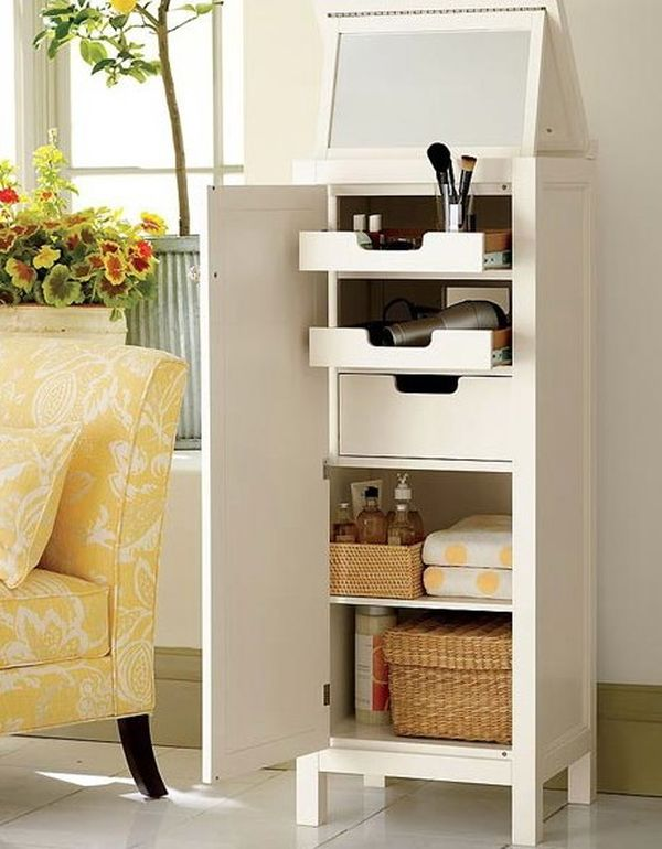 makeup storage ideas ikea & 25 DIY Makeup Storage Ideas That Will Save Your Time