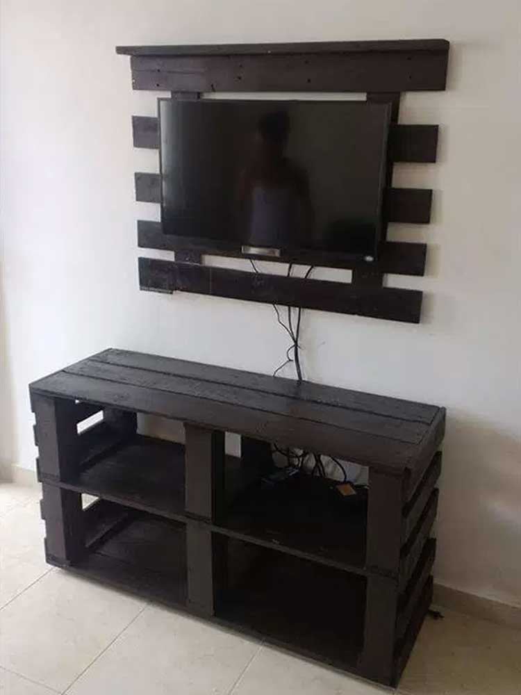 23 Diy Tv Stand Ideas For Your Weekend Home Project