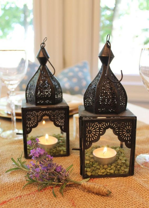 homemade ramadan decorations
