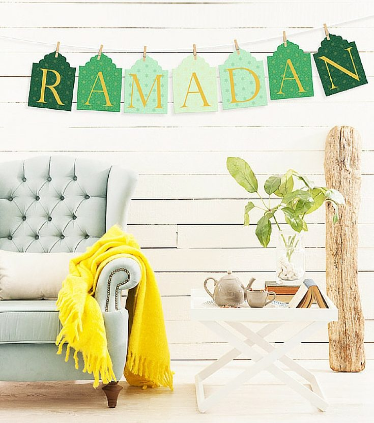 ramadan decorations ideas
