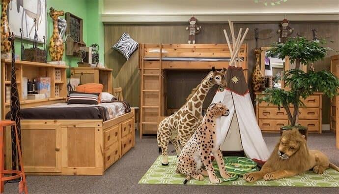 childrens bedroom color schemes