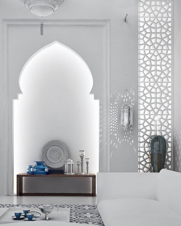 Great Moroccan Interior Design History