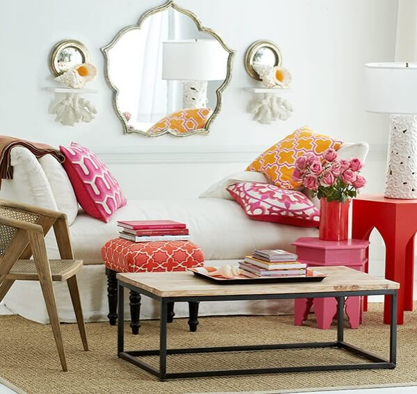 Moroccan Style Wall Mirrors