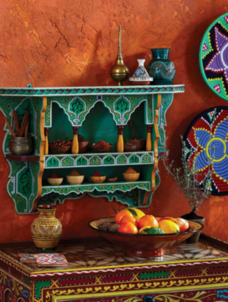 moroccan interior design living room