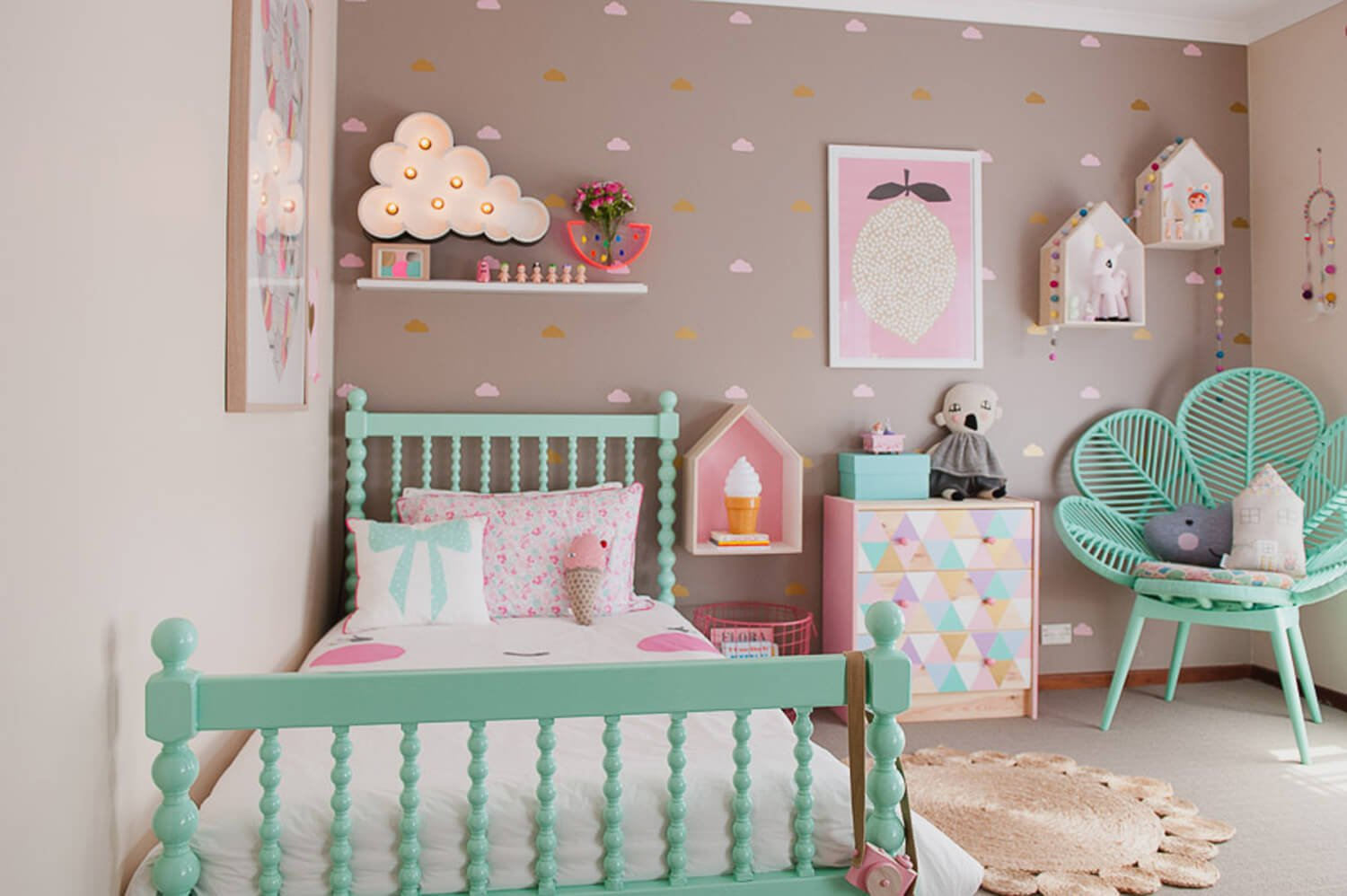 . 27 Kids Bedrooms Ideas That ll Let Them Explore Their Creativity