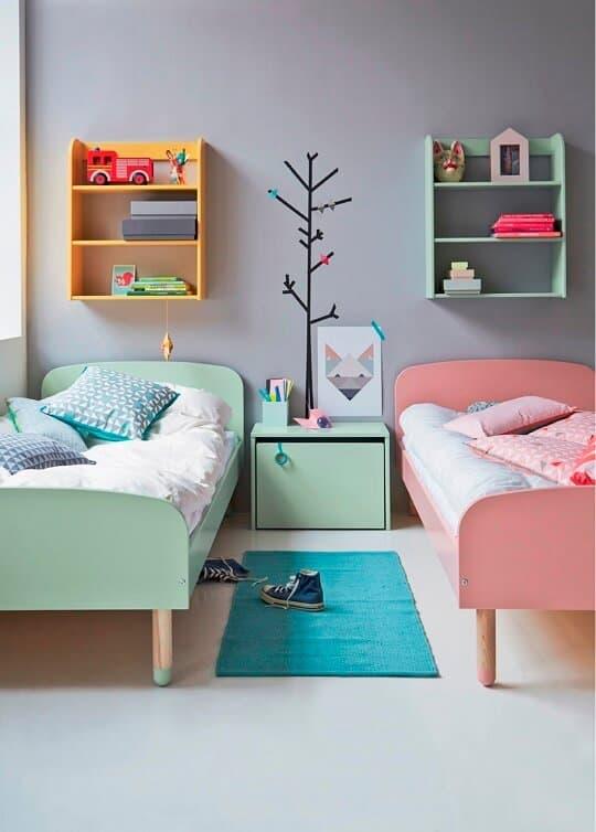 10 bước tuyệt vời để bạn làm phòng ngủ cho bé tách biệt