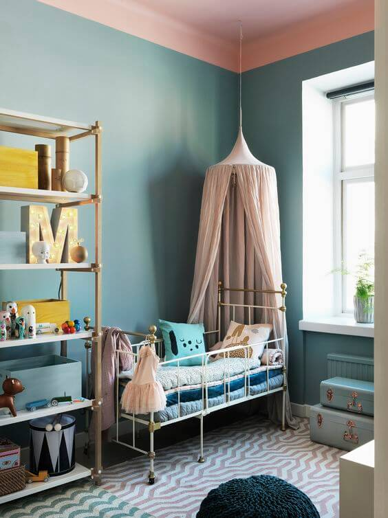 childrens bedroom color schemes