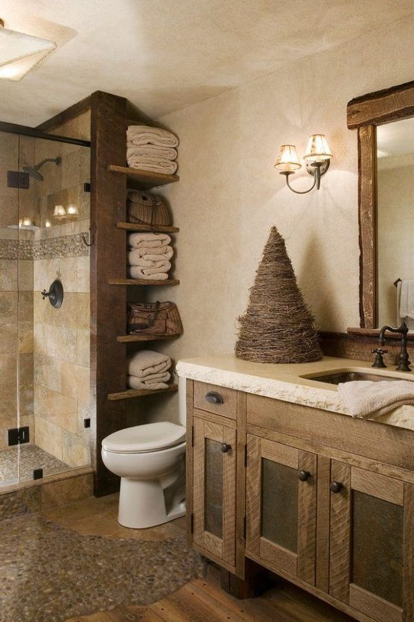 30 Best Ideas About Rustic Bathroom Vanities You Ll Love
