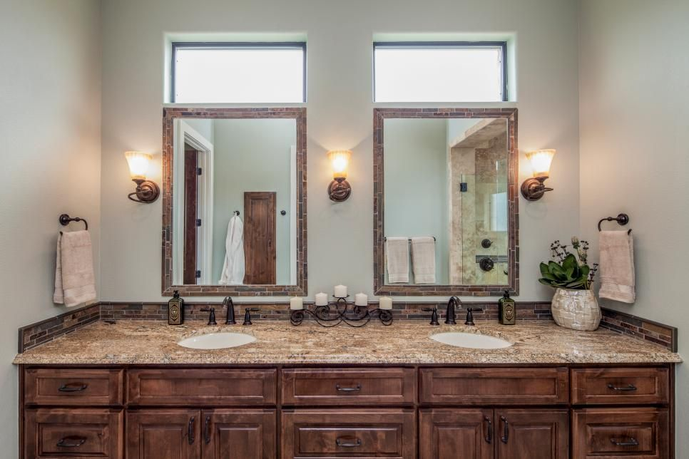 Rustic Bathroom Designs: 30+ Best Ideas About Rustic Bathroom Vanities You'll Love