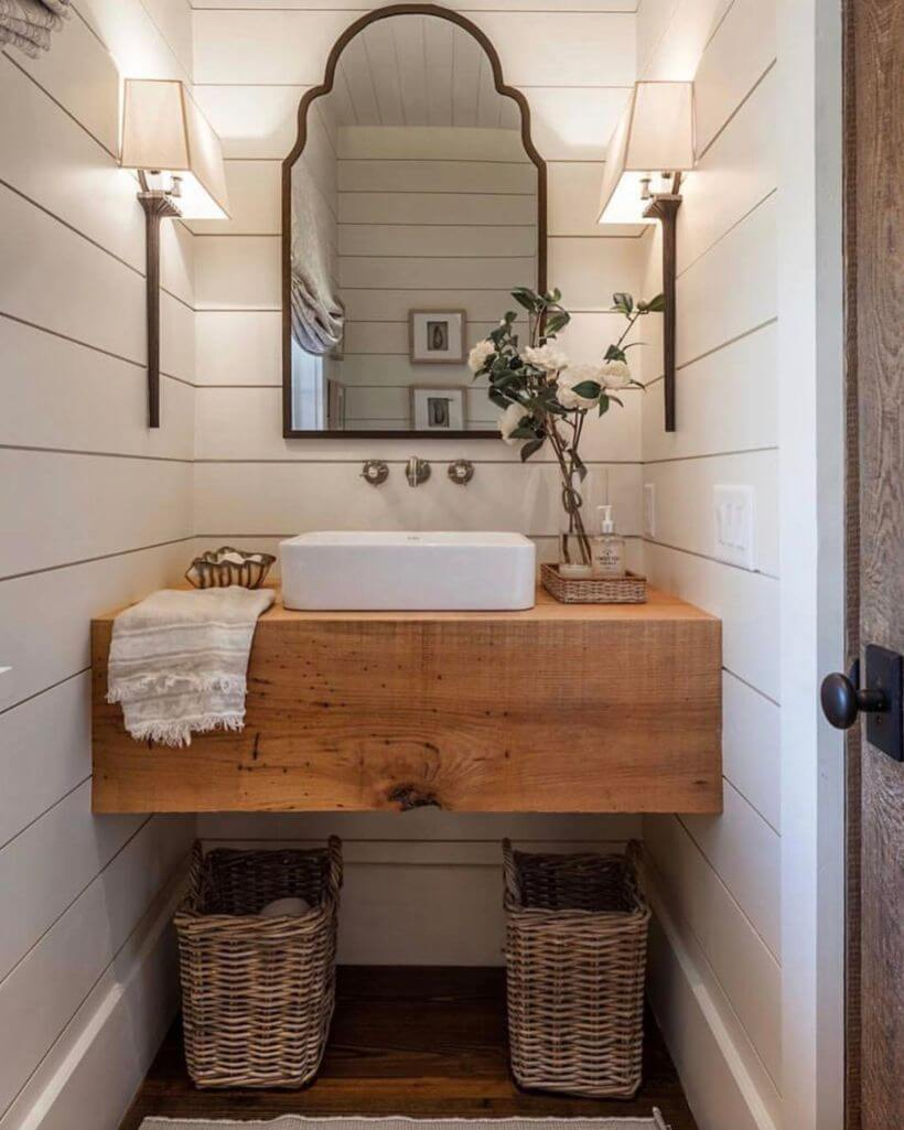 Bathroom Ideas: 30+ Best Ideas About Rustic Bathroom Vanities You'll Love