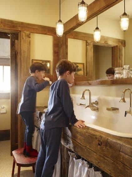 Rustic Bathroom Vanity Ideas - Rustic Bathroom Vanity Ideas Donpedrobrooklyn 481