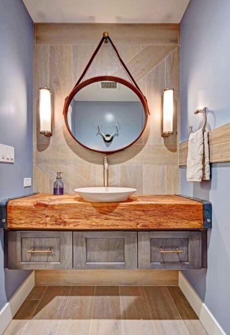 18 Refreshing Rustic Bathroom Design Ideas - Rustic Bathroom Vanity Ideas Donpedrobrooklyn 539