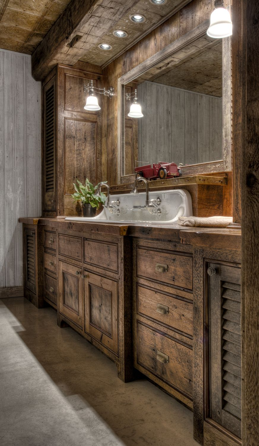 Rustic bathroom vanity ideas donpedrobrooklyn 587 jpg